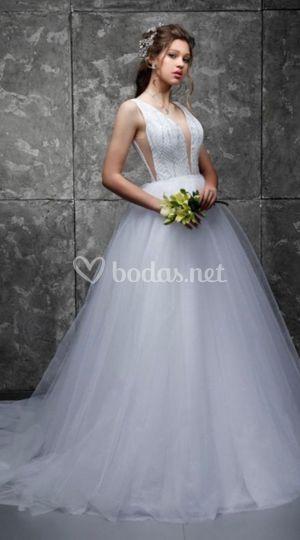 Vestido vesta