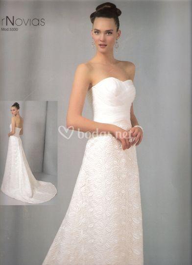 celia ramirez arte en novias