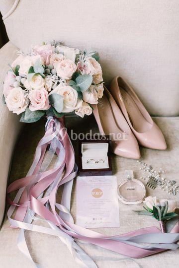 Complementos para la novia