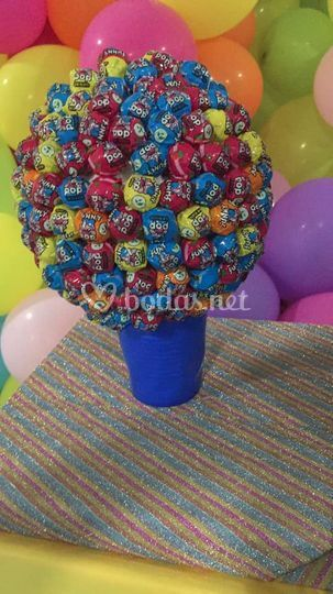 Candy cornet