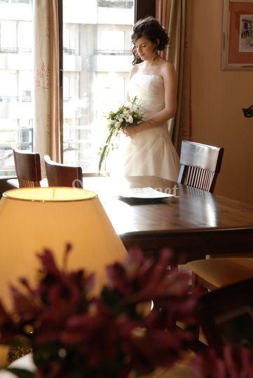 Fotos casa novia