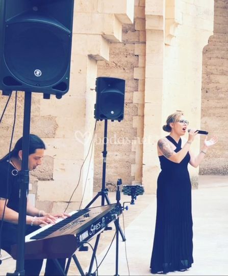 Dueto de piano y voz