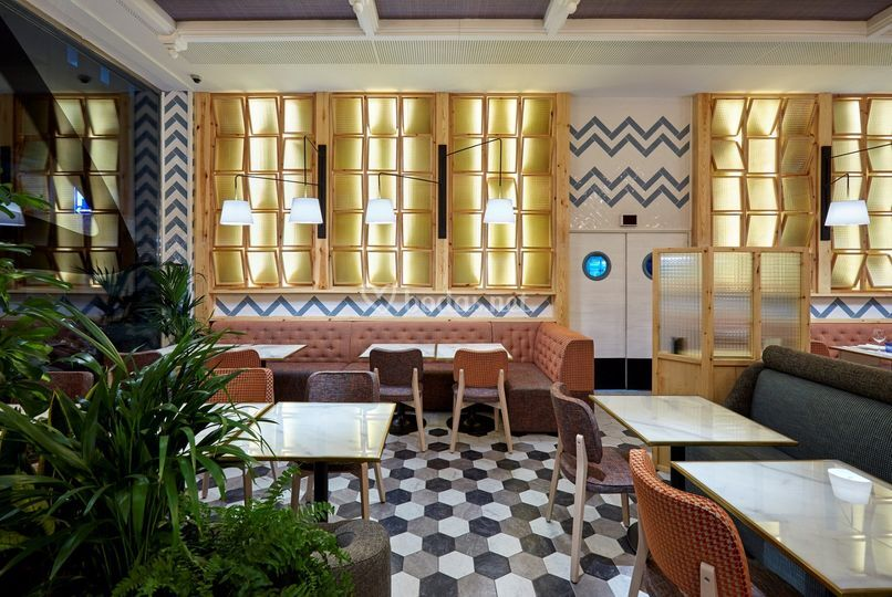 4 Capellans restaurante