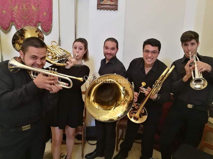 Calzada Brass Quintet