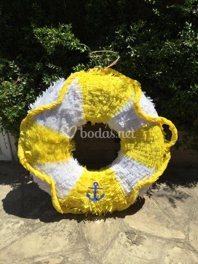 Flotador marinero