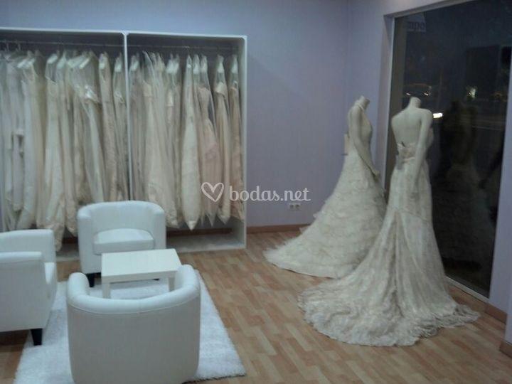 Outlet para novias en Sevilla