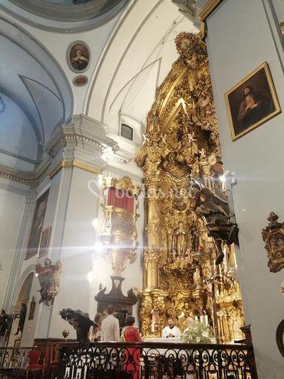Ceremonia Cadiz