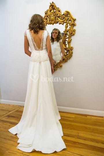 Alta costura. Vestidos de novia