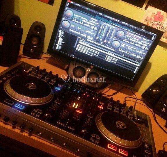 Equipos de sonido y DJS