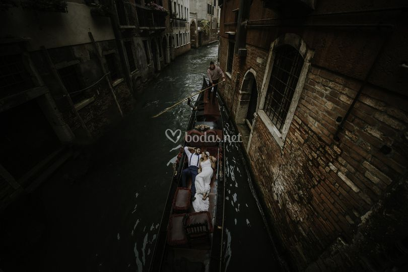 Boda Venecia