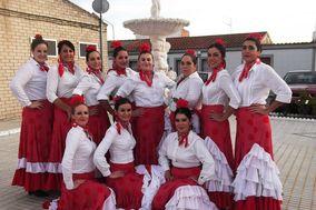 Cuadro Flamenco de Ángel y Carmen
