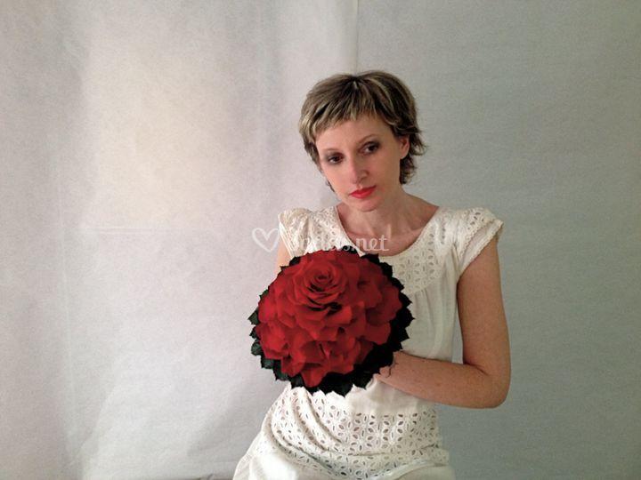 Rosmelia de rosas eternas