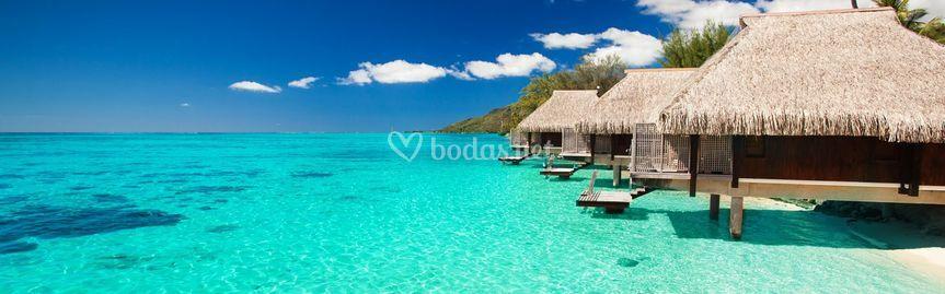 Un poco de relax en Maldivas