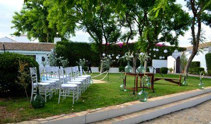 Hacienda El Cortijuelo - El Candil Catering 1