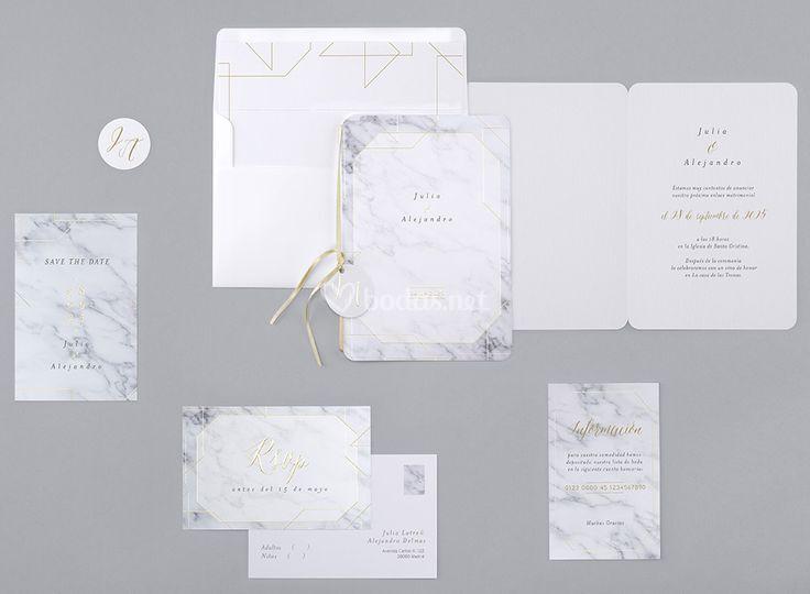 Serie Marble Grey