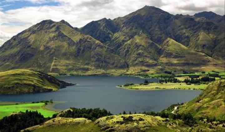 Nueva Zelanda maravillosa