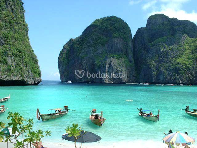 Tailandia y sus playas