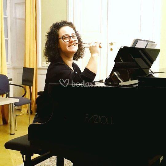 Tania Justo (Piano)