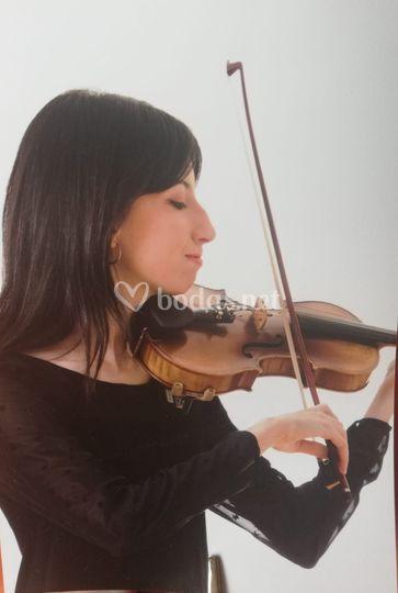 Emma Alonso (Violín)