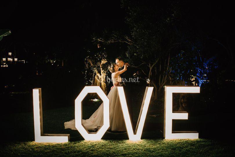 Love letras