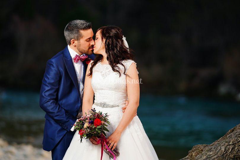 Boda de Aminadav y Rebeca