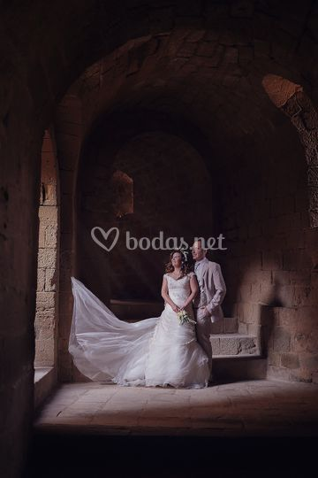 La boda en el castillo de Loar