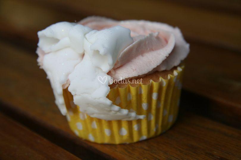 Cupcake decoración especial