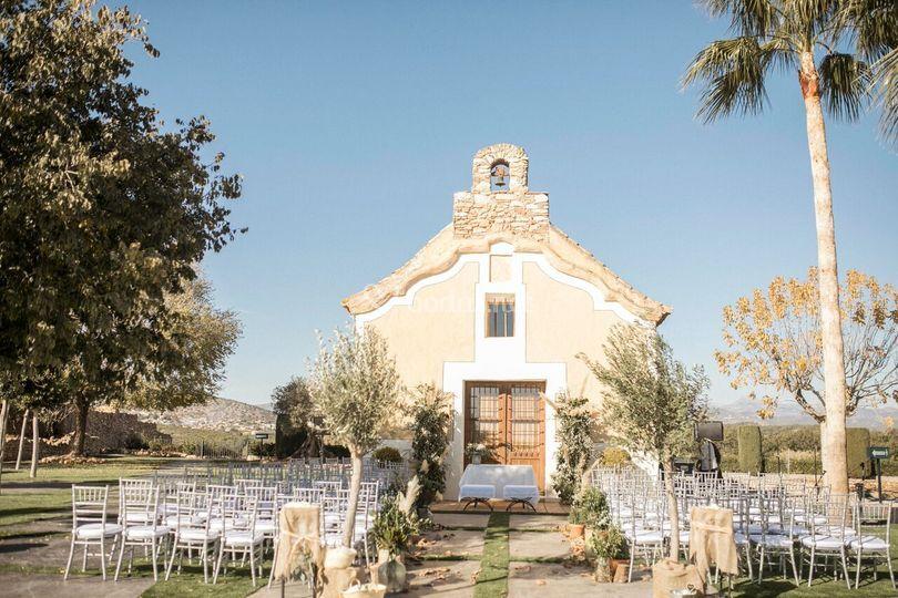 La boda de Ione y Agustín
