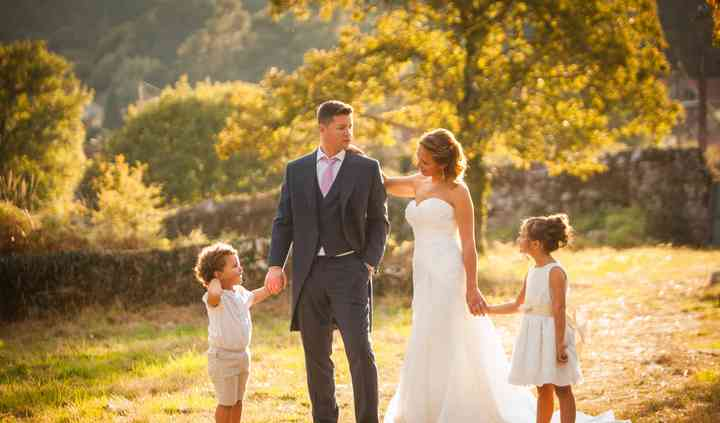 Fotografía de bodas, Ourense