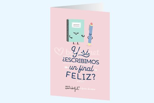 Final feliz Mr Wonderful