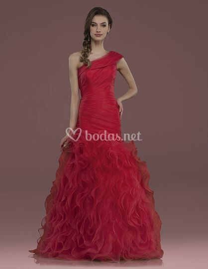 Rojo pasión - Couture Club 2014