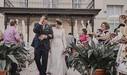 La boda de Irene y Imanol