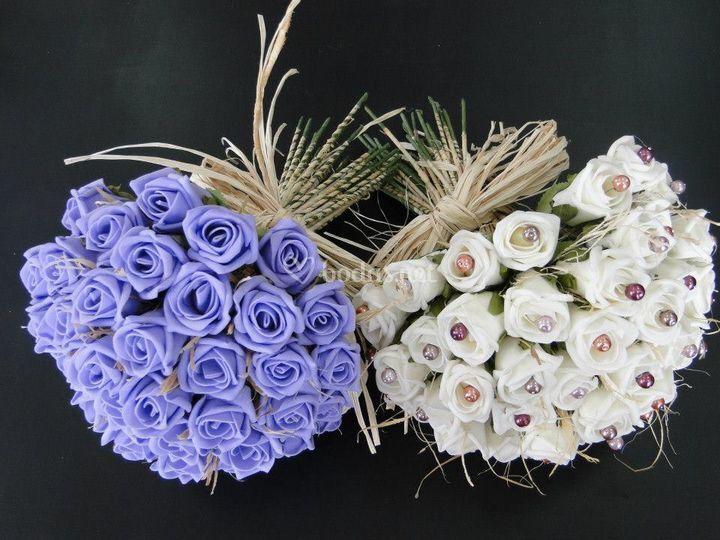 Bouquets foam
