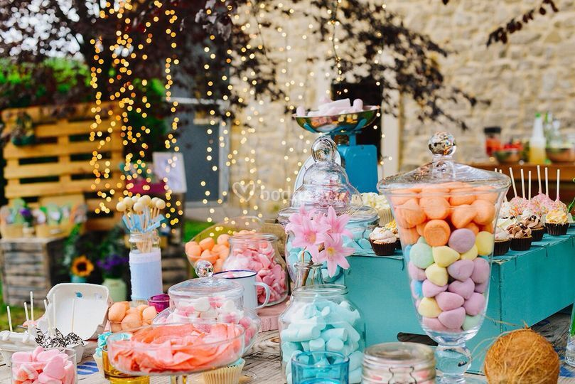 Mesa dulce N&T