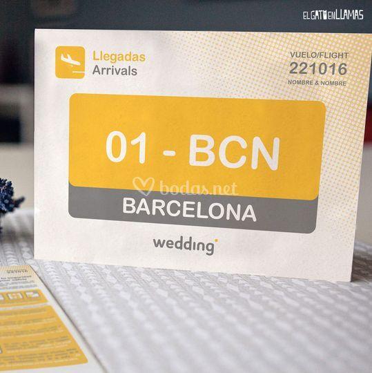 Wedding Pass
