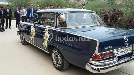 Mercedes clásico