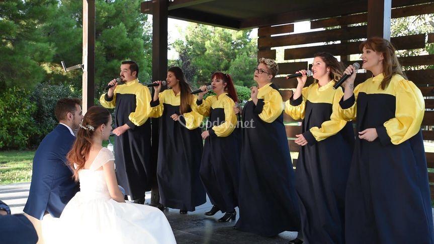 Las Chicas del Gospel