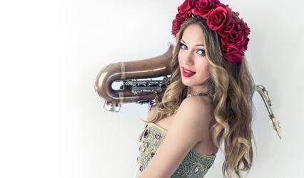 Anastasia McQueen Saxofonista