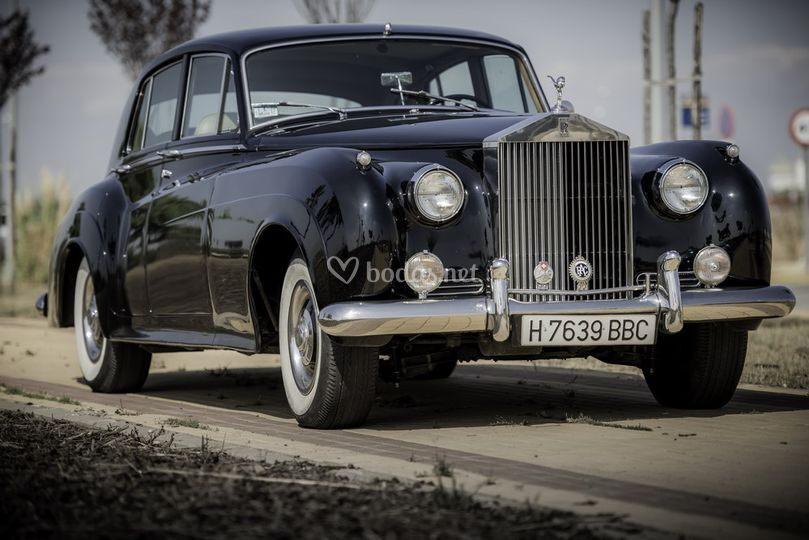 Rolls royce 1958