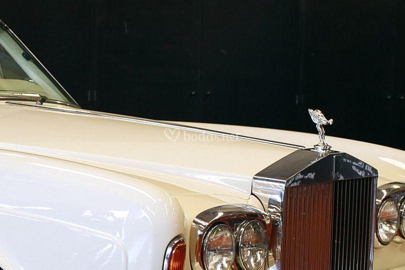 Rolls Royce Descapotable
