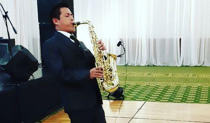 Byron Quimbita - Saxofonista