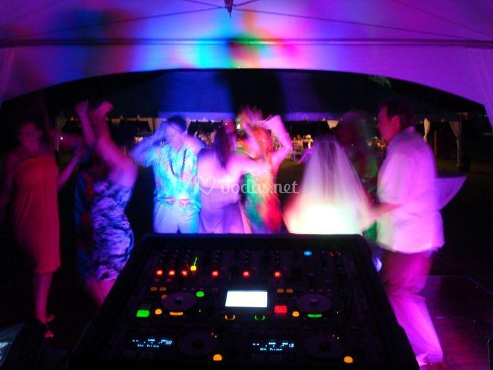 DJ profesional Sevilla