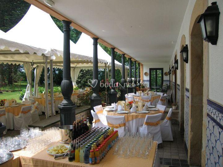 Eventos en Hotel Quinta Duro