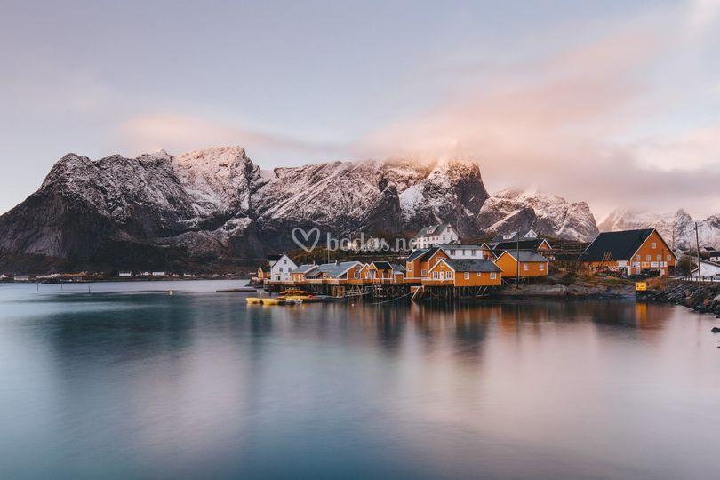 Paisajes escandinavos