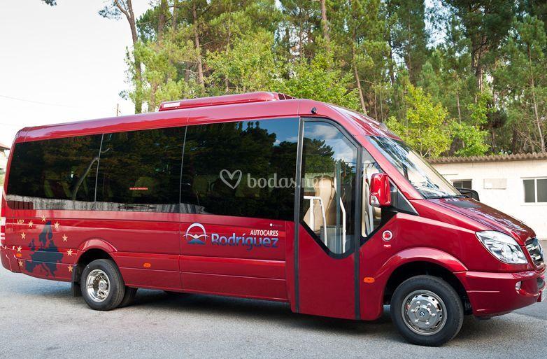 Microbús 15 plazas