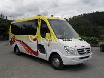 Microbuses 19 o 22 plazas
