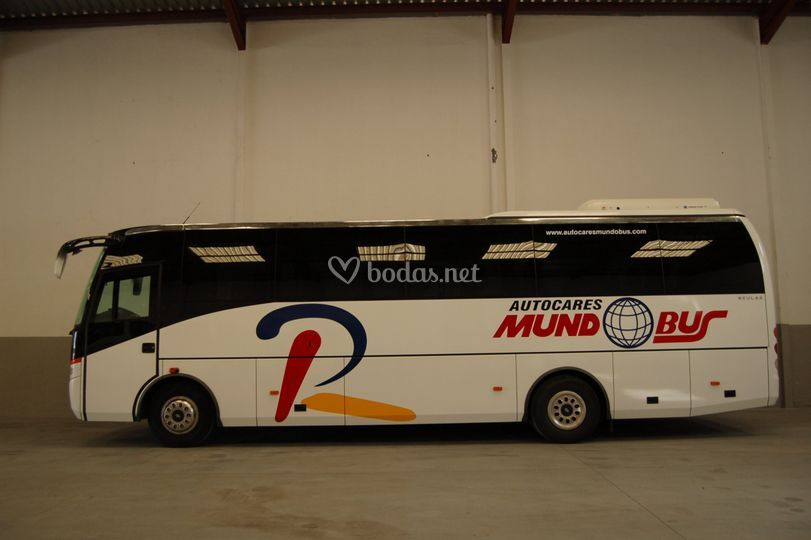 Autocar 37 plazas
