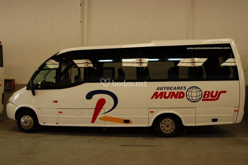 Microbus 26 plazas