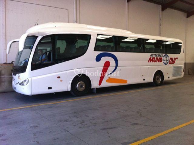 Autocar de 55 plazas