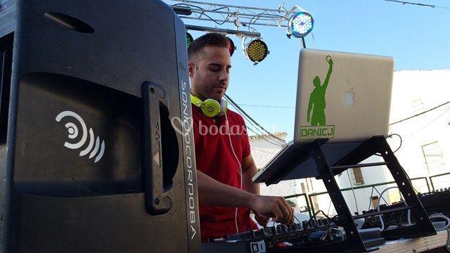 DJ's Animadores